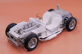 Model Factory Hiro 1/12 car model kit K537 Ferrari 315/335 S (1957) Version A