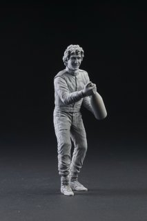 Dive Nine 1/20 figure kit 0003 Alan Prost 1988/89/90 - with champagne